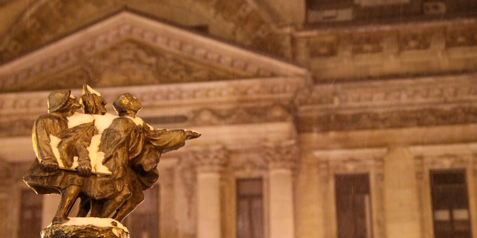 Les Statues nous racontent une histoire