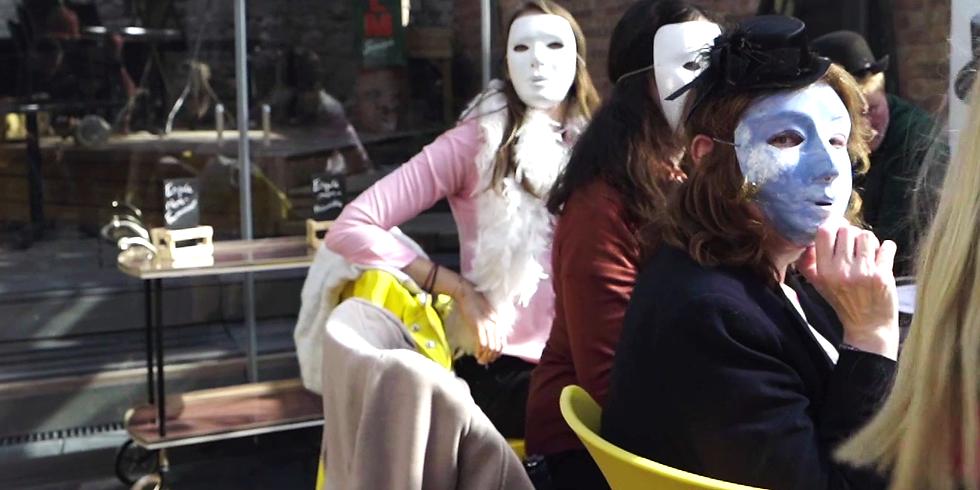 Bruxelles derrière ses masques
