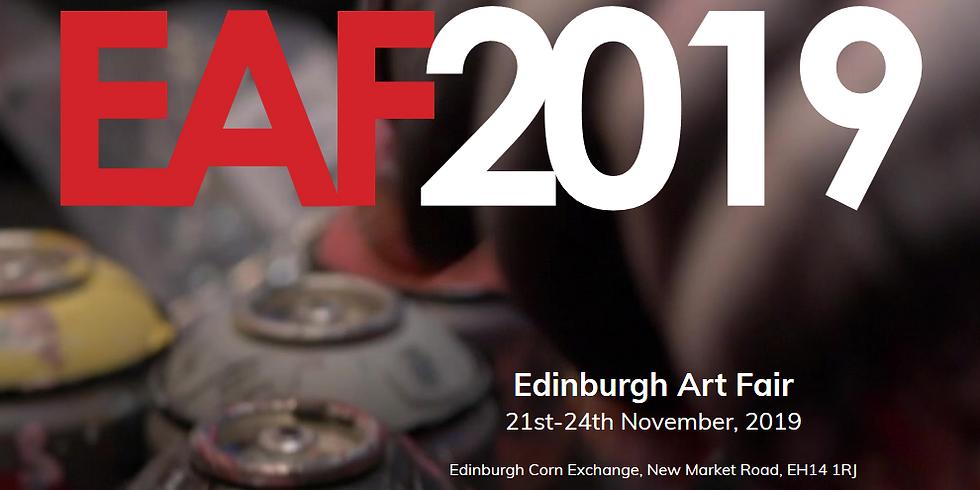 EDINBURGH ART FAIR | REEM GALLERY
