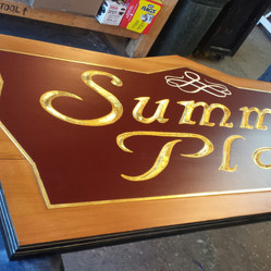 Summit Place Sign