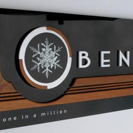 Bentley's Sign