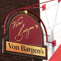 Von Bargens Jewelry Sign