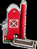 Hoff harmonica cases Vermont