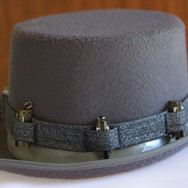 Hat with Small Harmonicas