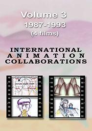 David Ehrlich Animation vol 3 video, abstract animation video