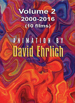 David Ehrlich animation vol. 2 video, abstract animation video