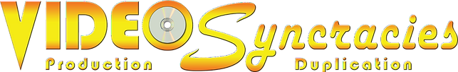 Videosyncracies Production and Duplication logo