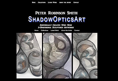 Shadow Optics Art