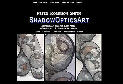 Shadow Optics Art