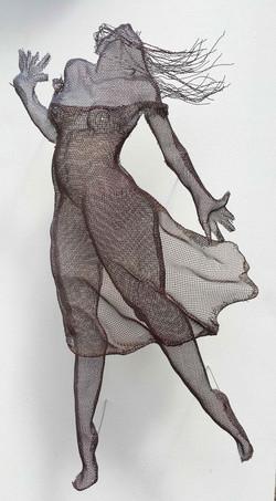 wire mesh sculpture