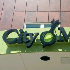 City Market South Signs