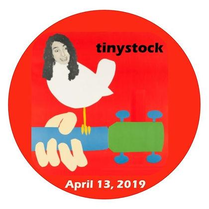 Tinystock festival logo
