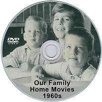 Home Movies DVD