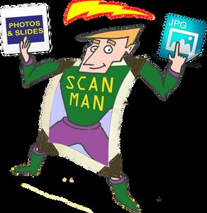 Slide scanning