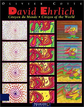 David Ehrlich: Citizen of the World book, David Ehrlich animation book