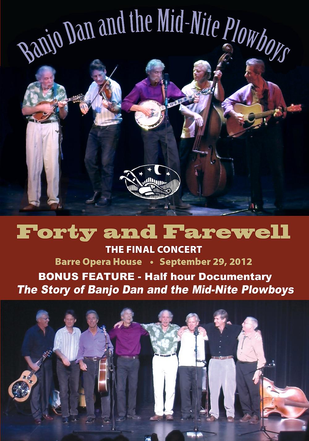 Banjo Dan and the Mid-Nite Plowboys documentary