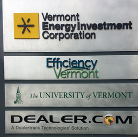 Innovation Center Sign