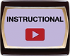 instructional video samples button