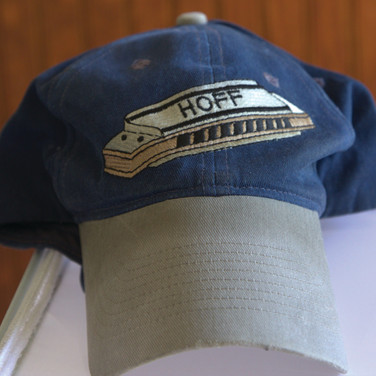 Cap with Name