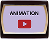 animation video samples button