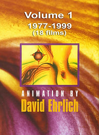 David Ehrlich animation vol. 1 video, abstract animation video