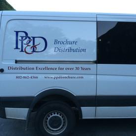 PP&D Distribution