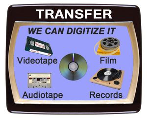digitize video first steps
