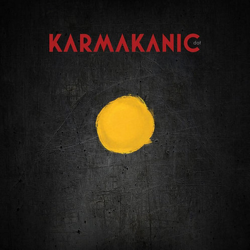 Karmakanic - Dot CD & DVD