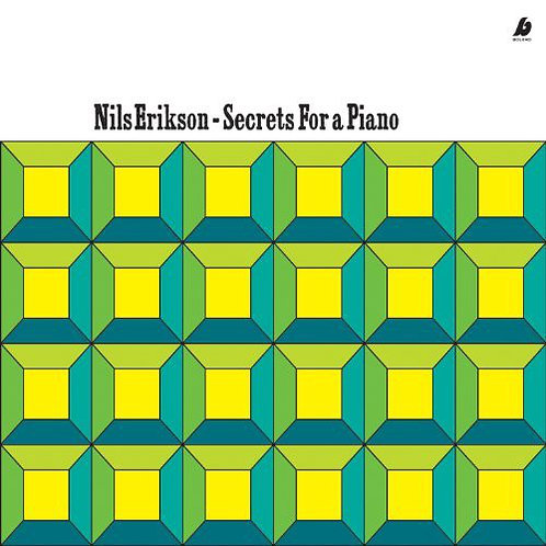 Nils Erikson - Secrets for Piano CD