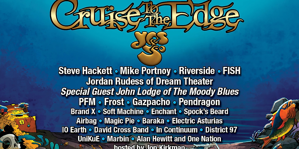 Cruise to the Edge 2019