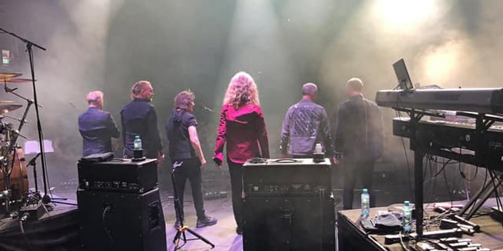 Steve Hackett 2019 in Salisbury, UK