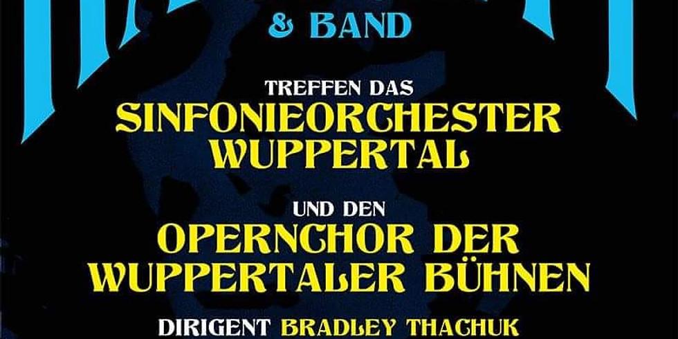 Steve Hackett meets Sinfonieorchester Wuppertal