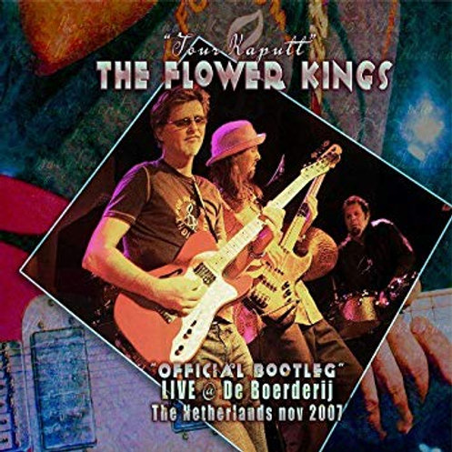 The Flower Kings - Tour Kaputt CD