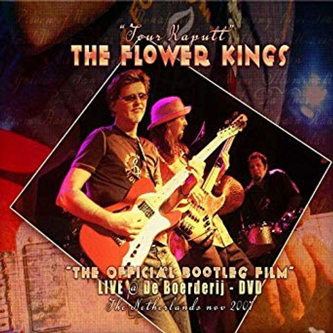 The Flower Kings - Tour Kaputt DVD