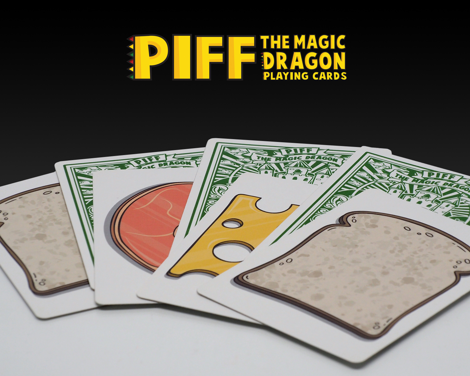 Piff Deck Sandwich Cards