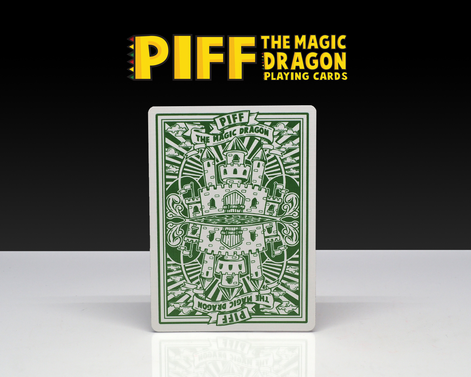 Piff Deck Back Design