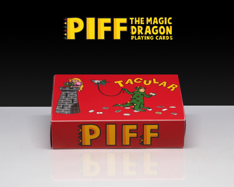 Piff Deck Tuck Box