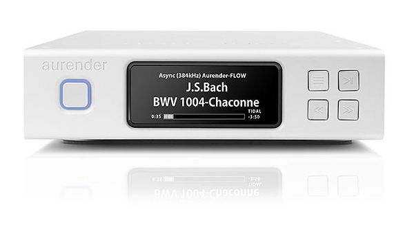 Aurender N100 Audioarts