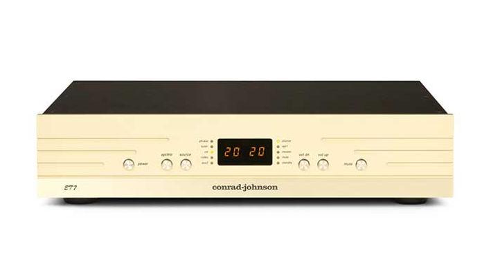conrad-johnson ET7 preamplifier