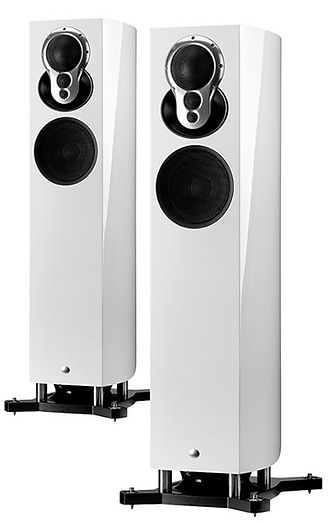 Linn Akubarik Speakers