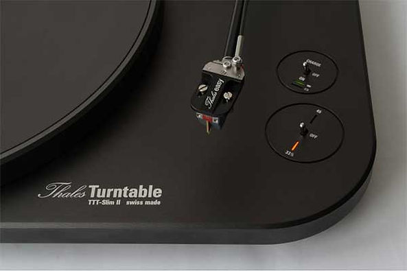 Thales TTT-Slim II Turntable