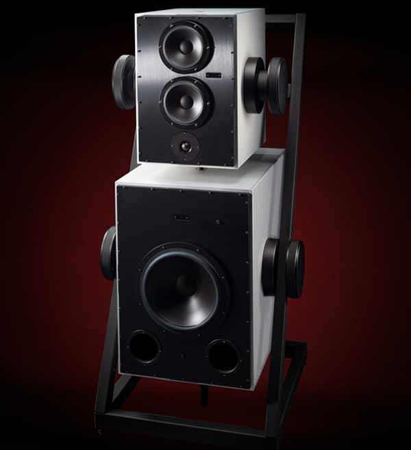 Goldmund Samadhi Active Wireless Speaker