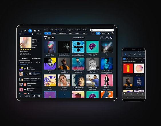Aurender Music Server / App
