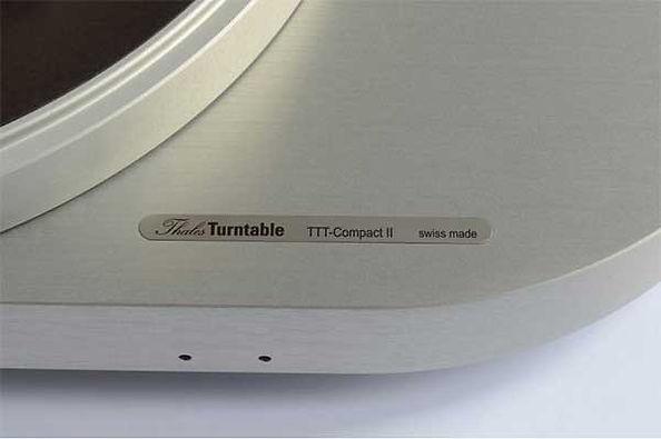 TTT-Compact II Thales Turntable