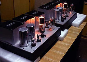 Sophia Amps and Tubes