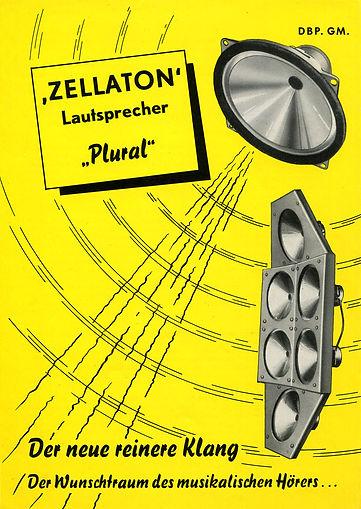 1950's Zellatn Plural
