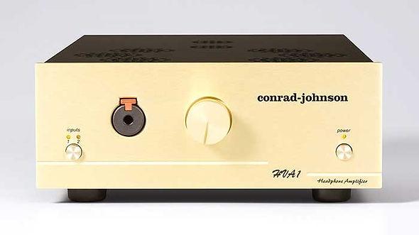 conrad-johnson HVA1 headphone amplifier