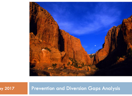 Clark County Prevention and Diversion Gaps Analysis