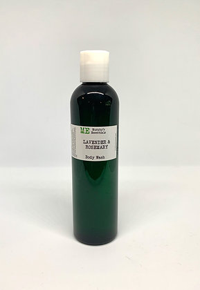 Lavender & Rosemary Body Wash