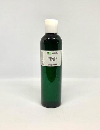 Cedar & Lime Body Wash